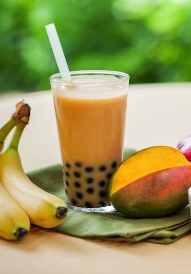 Try our Skinny Tropical Smoothie for a healthy snack UNDER ...