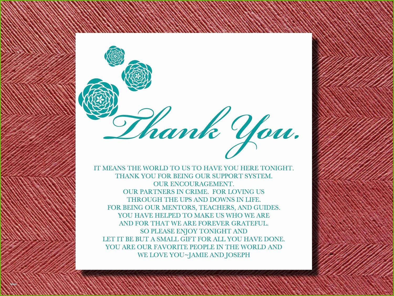 bridal shower thank you card wording dengan gambar
