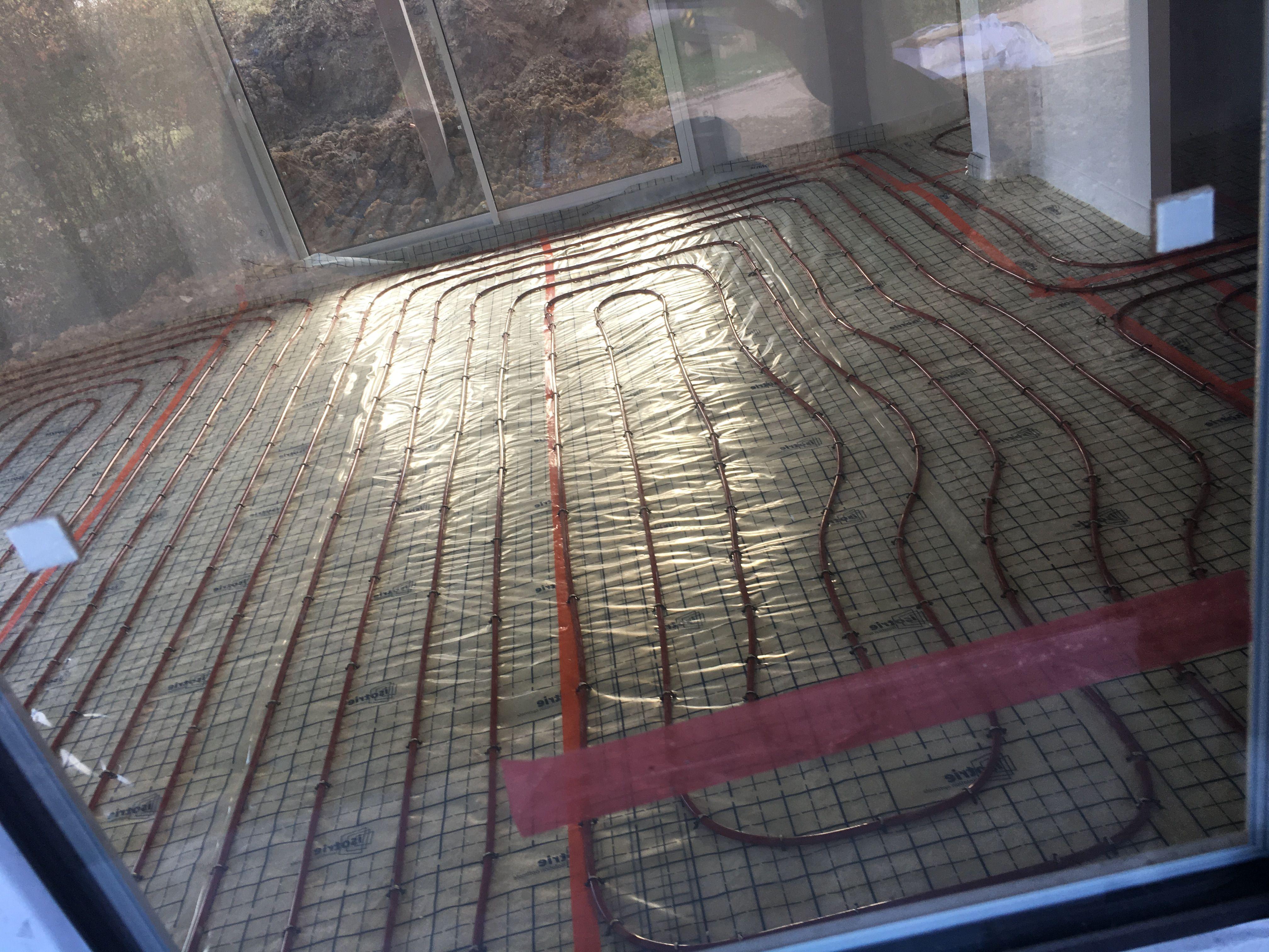 Tapis Sur Chauffage Au Sol pose du chauffage au sol | chauffage au sol