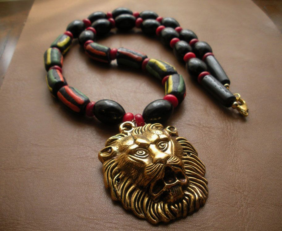 African and Tribal Jewelry for Men ~ Tribal African Jewelry for ...