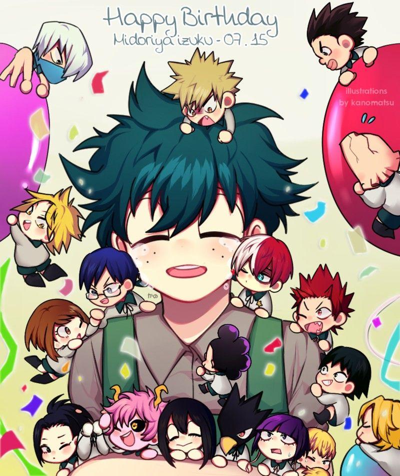 My Hero Academia Manga, My Hero