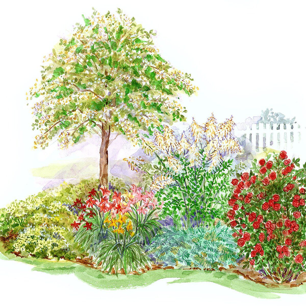 Photo of Create a Welcoming Look for Your Home with This Foolproof Foundation Garden Plan