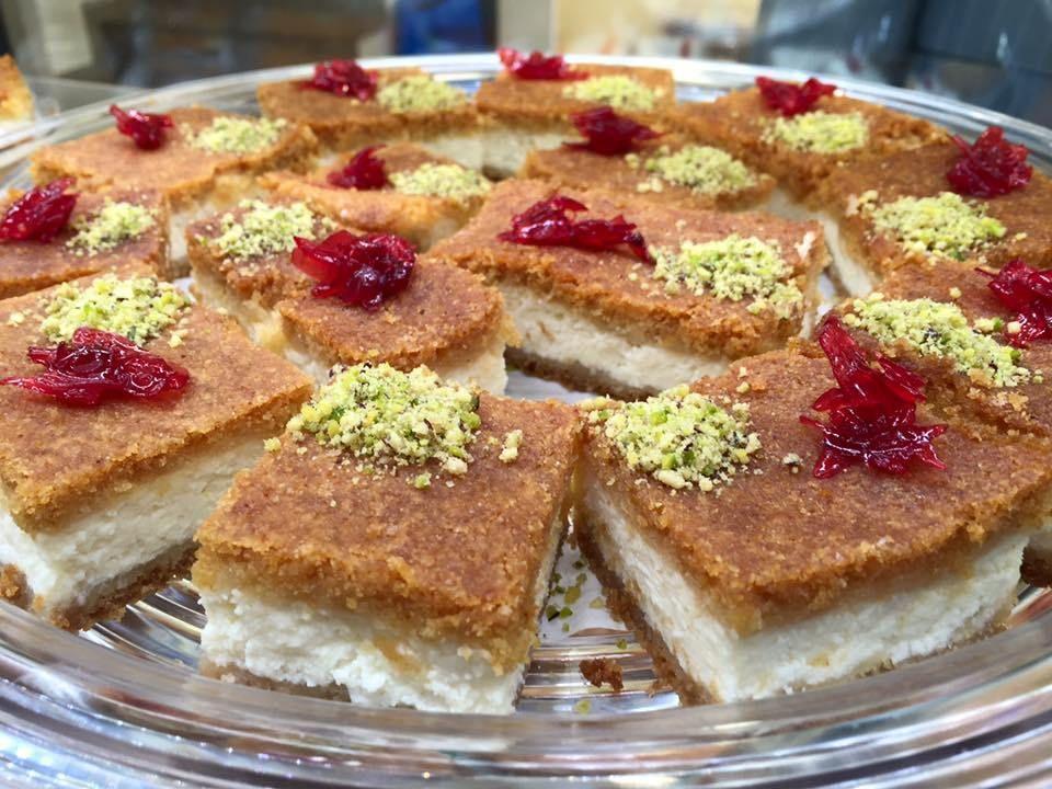 معمول مد بالقشطة على الطريقة اللبنانية طريقة Recipe Food New Recipes Recipes