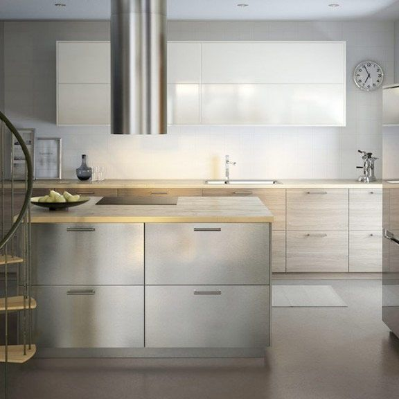 Ikea-kök – 11 snygga och trendiga | Kök | Pinterest | Küche
