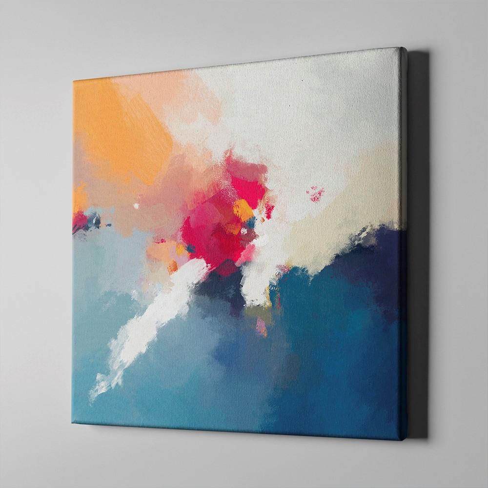 Bari Gallery تكوين 1 لوحة كانفس لوحة فنية جدارية للمنزل Diy Crafts For Gifts Pencil Png Art