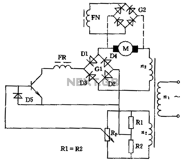 Dc Motor Speed Control Circuit Diagram Of A Song Schematic Circuit Diagram Motor Speed Diagram