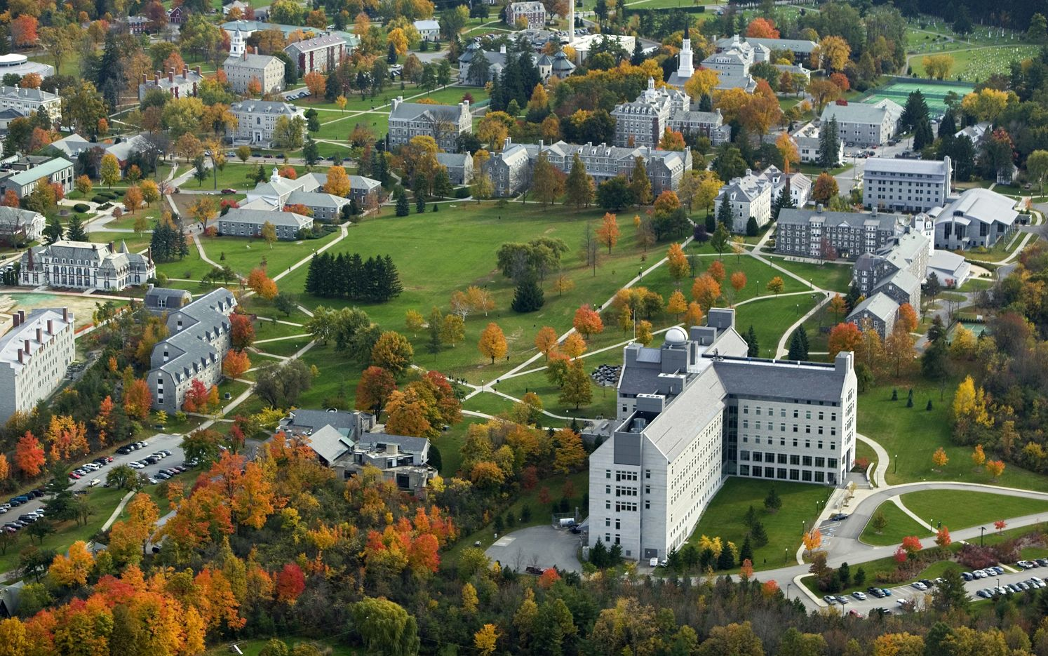 Middlebury La Madison And More 10 Of The Best American Colleges