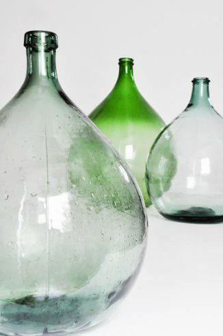 "indigo–soul: "" http://indigo–soul.tumblr.com/ Pinterest:- Glass Demijohns """