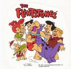 Fred, Wilma, Barney, Betty, Bam Bam, Pebbles, Dino...
