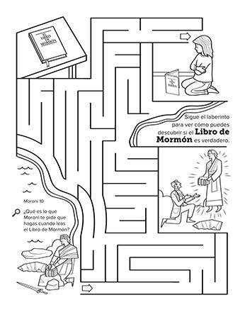 Sigue el laberinto para ver cómo puedes descubrir si el Libro de ...
