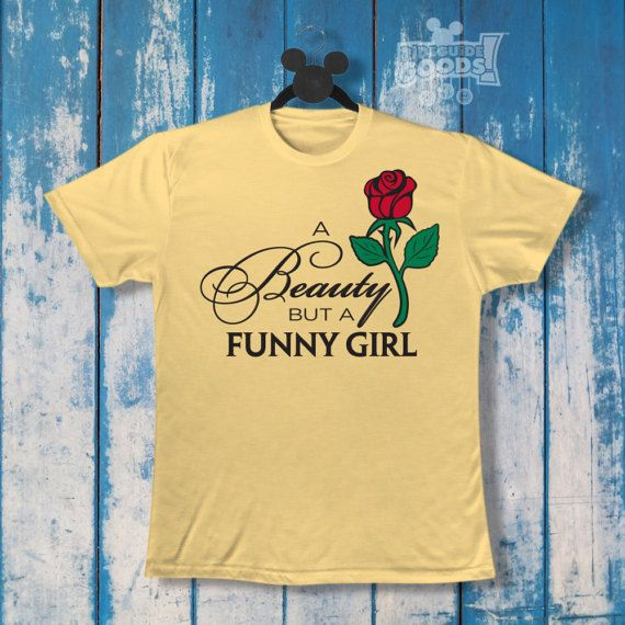 aa737f50 A Beauty but a Funny Girl / As a Specimen Yes I'm Intimidating | Couples  Shirts | Disney-Inspired