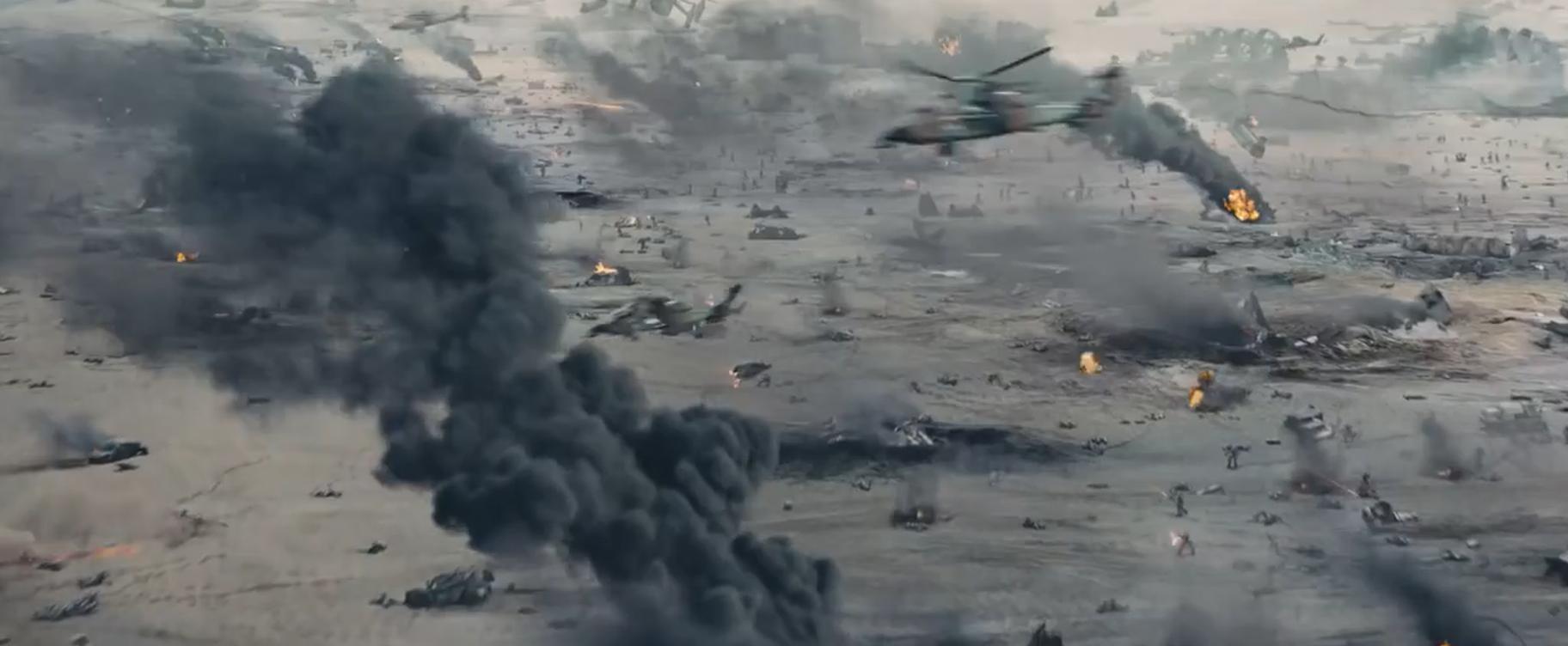 Review zu Edge of Tomorrow, einem Film über die katastrophale Entscheidungsschlacht einer Alien Invasion und einen Mann der mithilfe einer Zeitschleife versucht den Untergang der Menschheit abzuwenden - http://www.jack-reviews.com/2014/06/edge-of-tomorrow-review.html