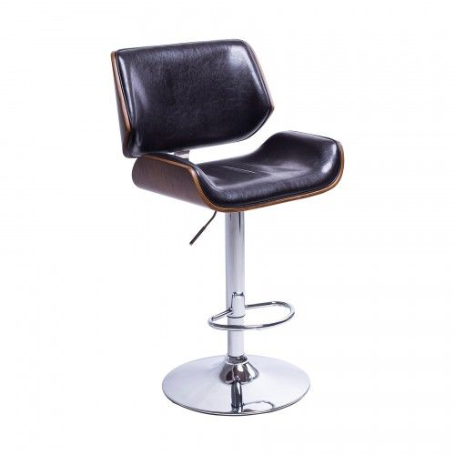 Brekstad Bar Stool Brown Brown Bar Stools Bar Stools Stool