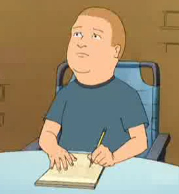 Bobbyhilllh Png Famous Left Handed People Bobby Hill Left Handed People