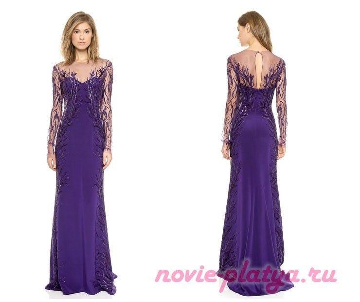 Платья в пол с длинным рукавом | Мой стиль | Pinterest