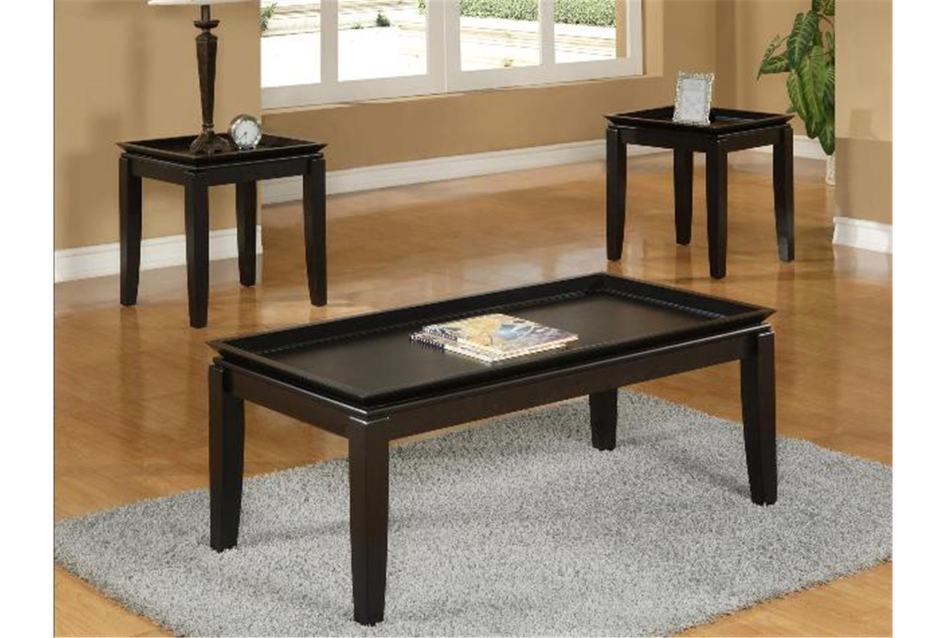 Calla 3 In 1 Pack Tables Coffee Table Coffee Table Wood Coffee Table And Side Table Set [ 1288 x 1911 Pixel ]