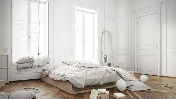 Interior Inspo 3D Roundup i n Pinterest Interiors, Bedrooms