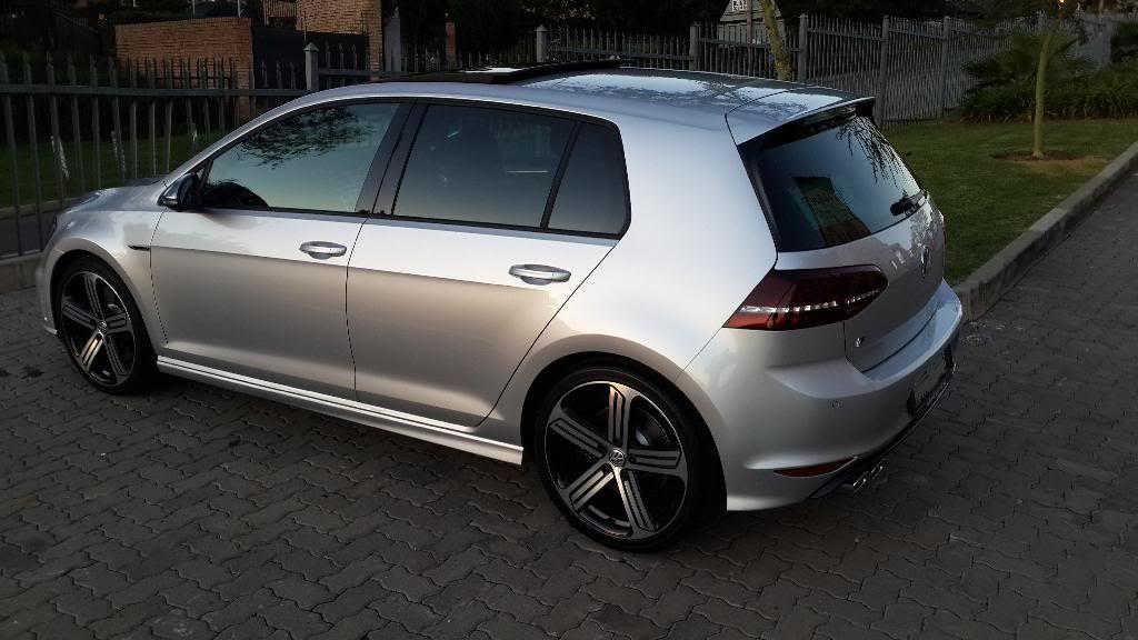 My New Golf 7 R Vw Gti Club Auto Peugeot Carros