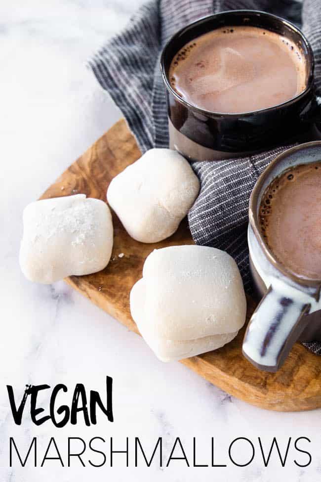 Vegan Marshmallows | Happy Food, Healthy Life