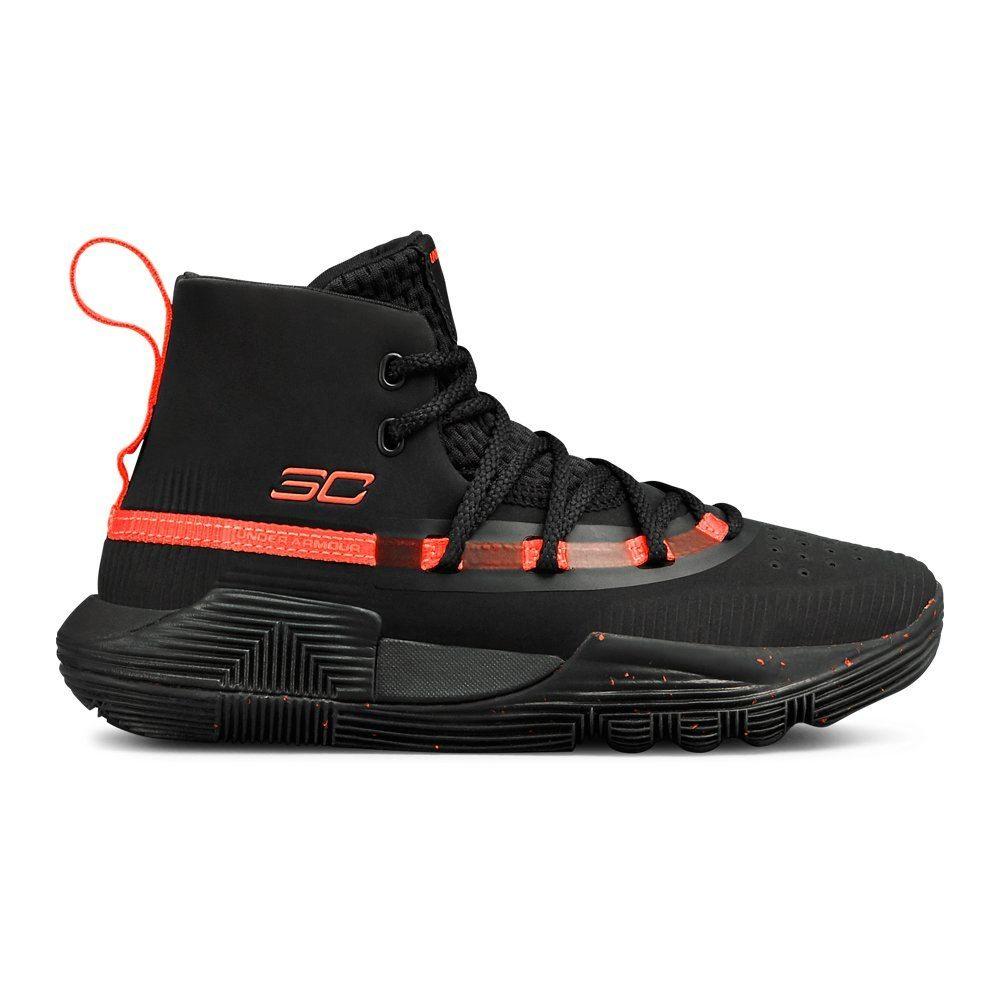 Pre School Ua Curry 3zer0 2 Basketball Shoes Under Armour Us