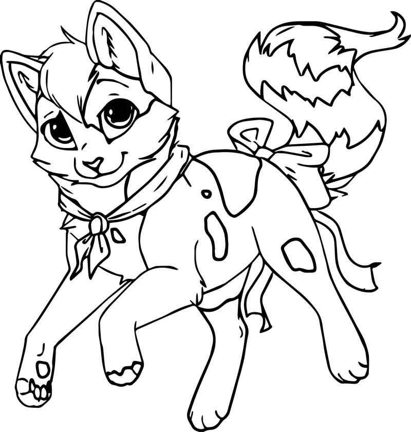 Big Cat Coloring Page 001 In 2020 Cat Coloring Page Coloring Pages Flag Coloring Pages