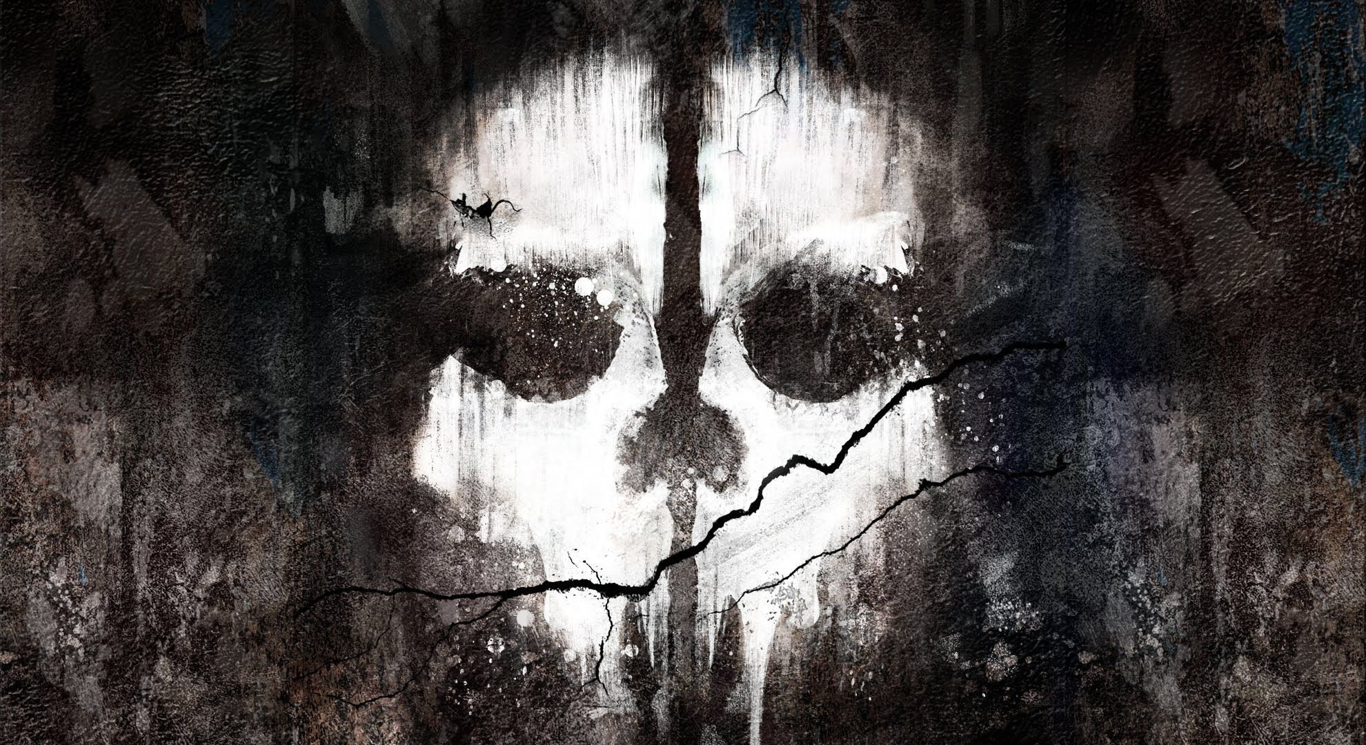 Call Of Duty Ghost Mask Desktop Wallpaper | HD Wallpapers ...