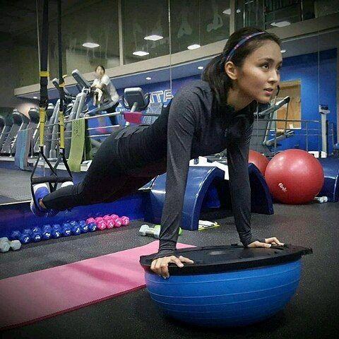 @boksantos -  Hardwork!!! No rest!!! @bernardokath #salamatbok @platinumexecutivefitness@bernardokath@supremo_dp@bernardomin@carlaford1121 #Kathniel #danielpadilla #KathrynBernardo