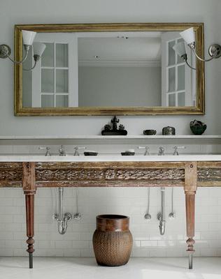 Must Make An India Inspired Carved Wood Bathroom Vanity Nomadic Decorator Wood Bathroom Vanity Wood Bathroom Bathroom Decor