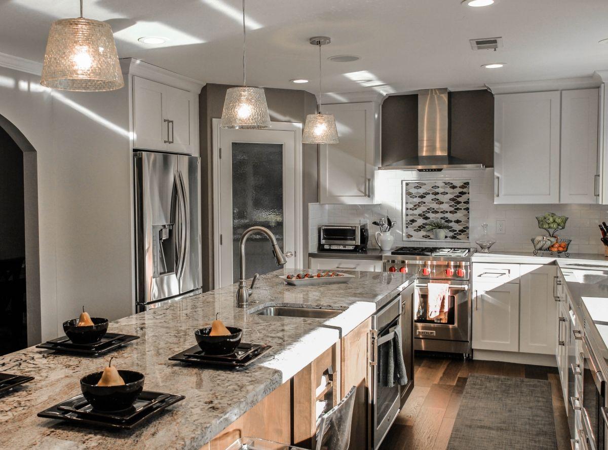 kitchen stories planning for an open floor plan