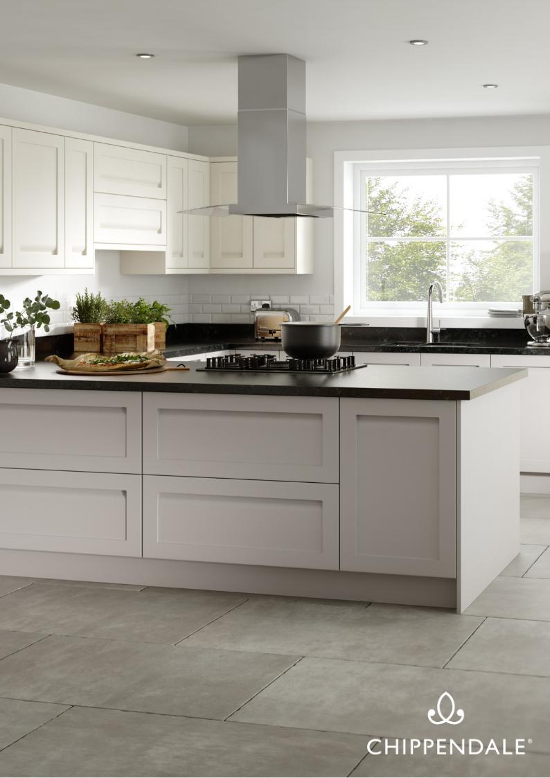 Handleless Shaker White Kitchen Modern Shaker Kitchen White Kitchen Design Kitchen Design