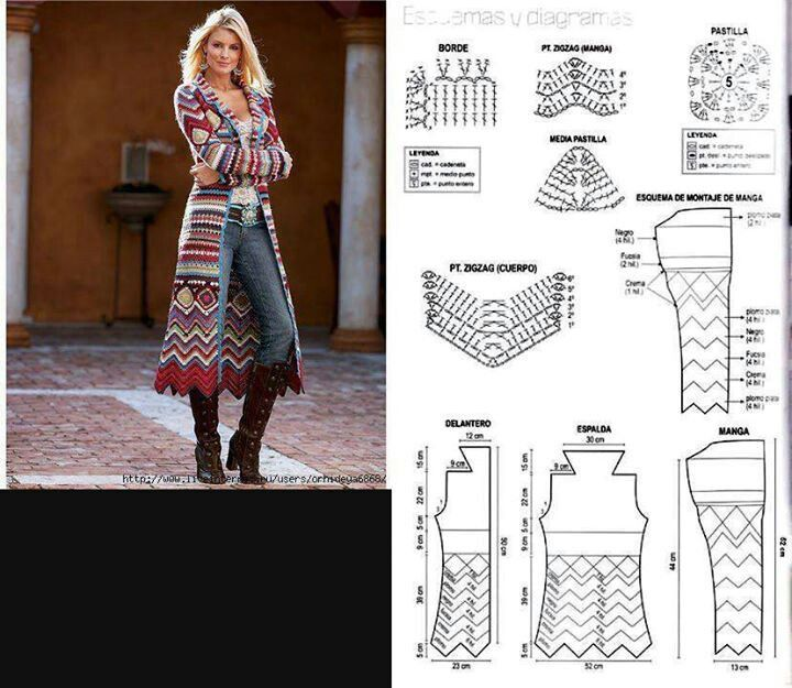 Missoni jacket diagram not ideal very small no insturctions but missoni jacket diagram not ideal very small no insturctions but ccuart Gallery