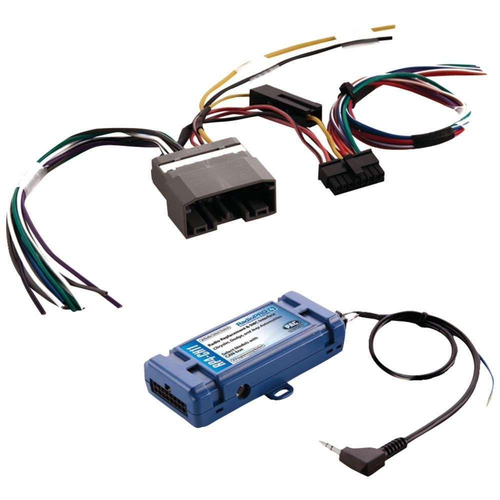 Pacr Rp4 Ch11 All In One Radio Replacement Steering Wheel Pac Rca Converter Wiring Diagram