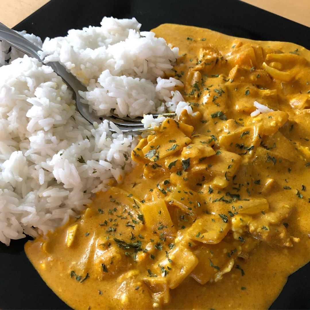 Chicken Tikka Masala • • • •