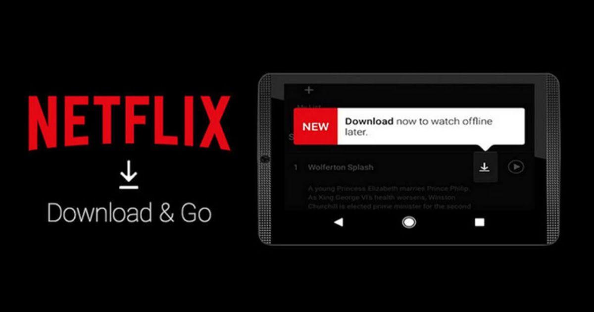 كيفية التحميل من نيتفليكس Netflix Offline