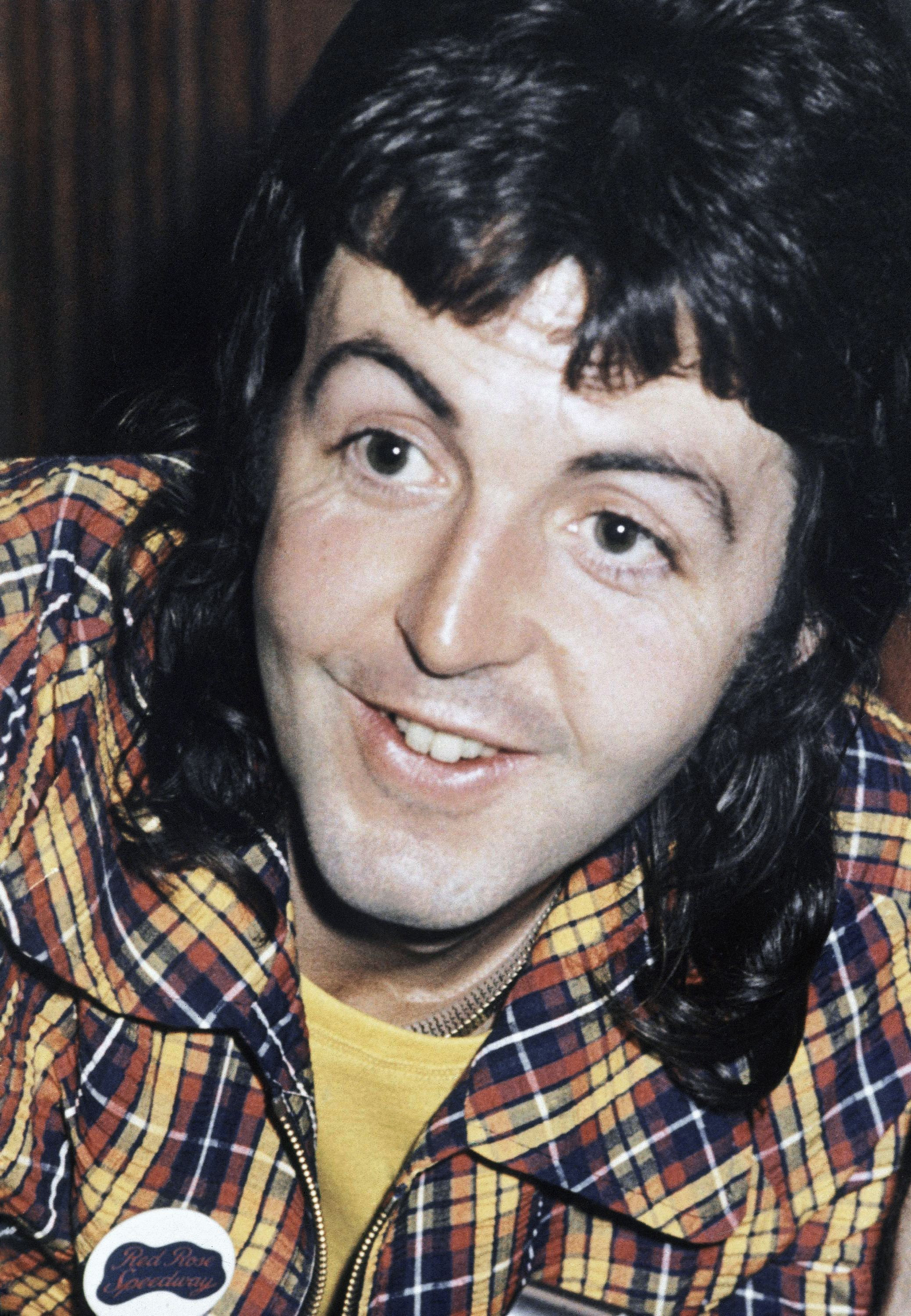 Paul Mccartney 1973 2076x3000 Pixels