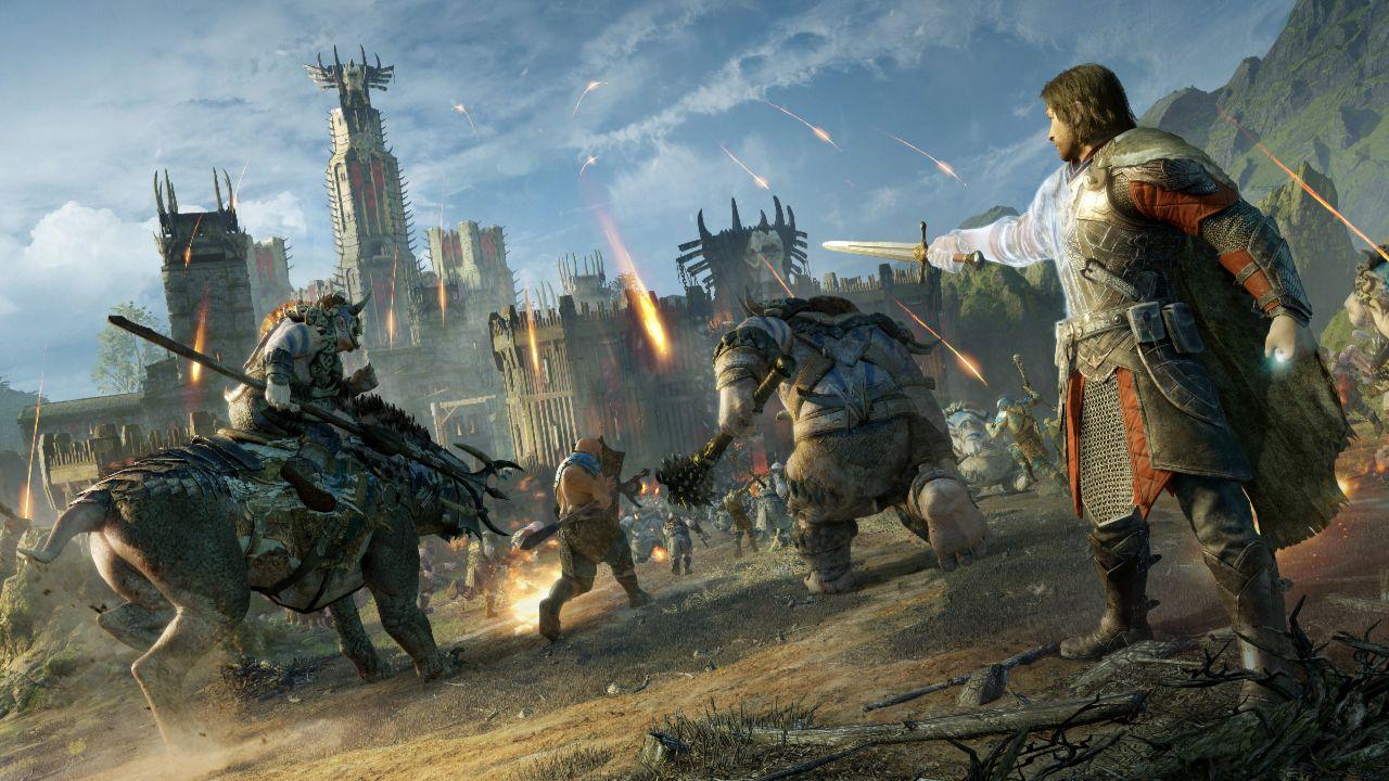 Neue Fantasy-Schlachten - Hurra! Jetzt will ich Herr der Ringe sein