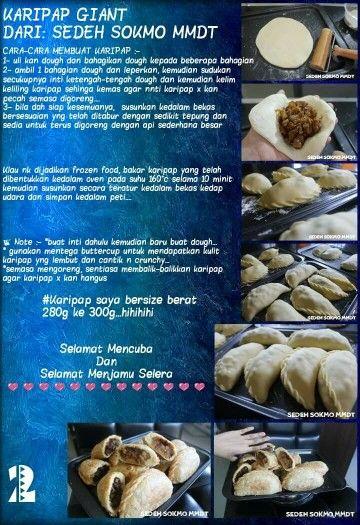 Karipap Besar Recipes Food Treats