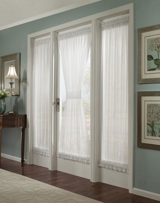 Window Treatments For French Doors Ideas Part - 32: Best Of The French Door Curtains Ideas
