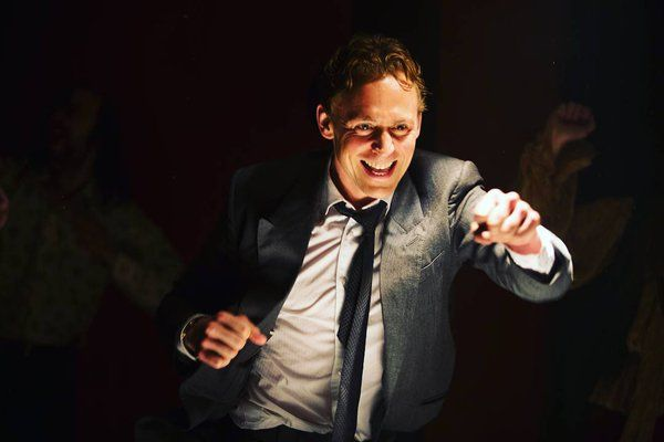 magnetreleasingDancing maniac Tom Hiddleston in High Rise.