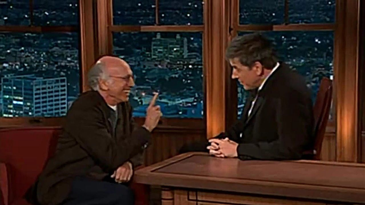 Larry David on The Late Late Show With Craig Ferguson
