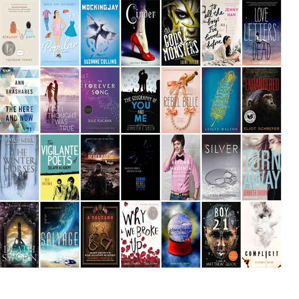 Pin On Young Adult Novels-6214