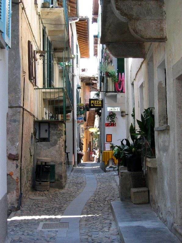 Isola dei Pescatori - Verbania Piemonte Italy