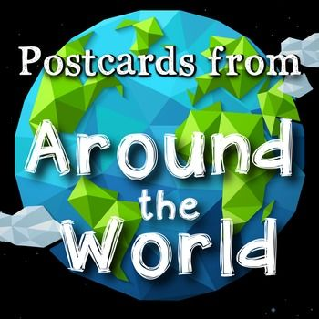 Buy postcards different countries