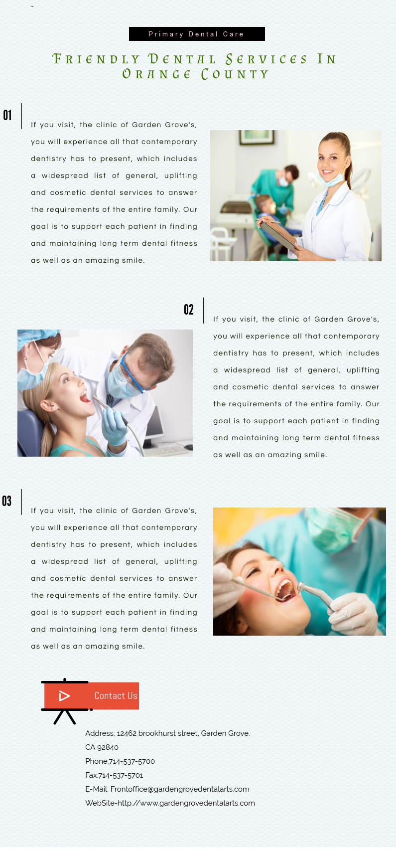 Garden Grove S Oral Surgeon Orange County Specialists Offer All