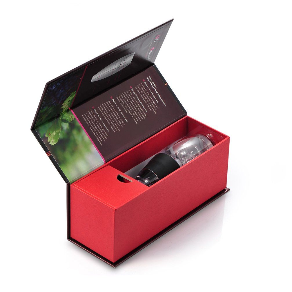 Essential Wine Aerator Decanter With Gift Box For Christmas Giftwine Accessories By Ivenus You Can Find Out More Detail Wine Aerators Wine Decanter Decanter