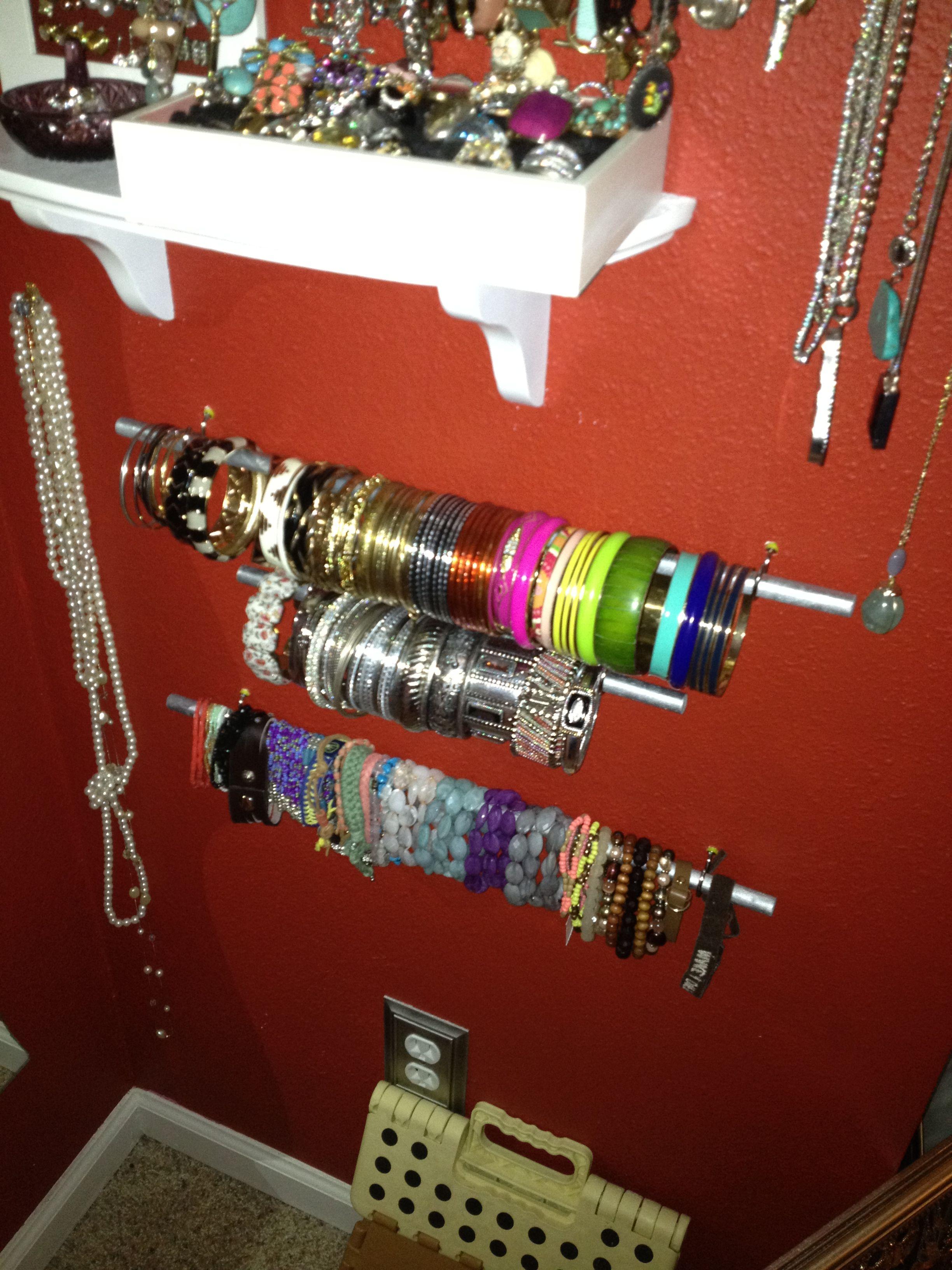 Cheap and easy diy bracelet storage diy bracelets easy