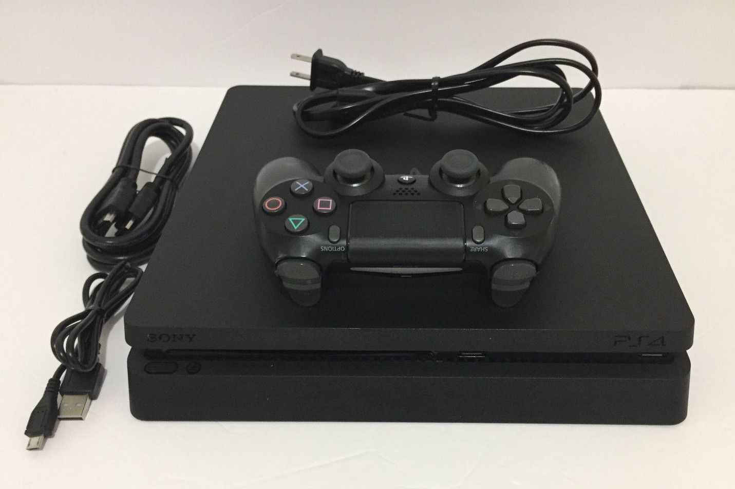 Details About Sony Playstation 4 Ps4 Slim Special Edition Pro