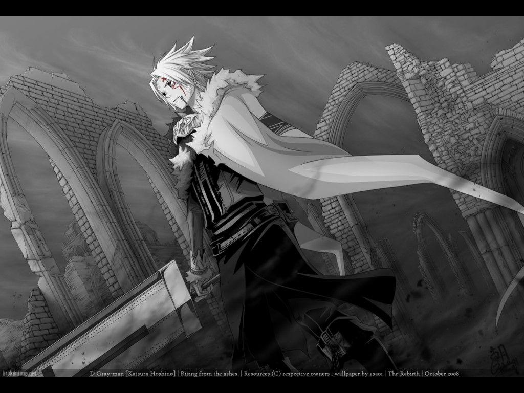 ディーグレイマン 壁紙 アレン 1024 768 D Gray Man Wallpaper ディーグレイマン壁紙 D Gray Man D Gray Man Wallpaper Manga