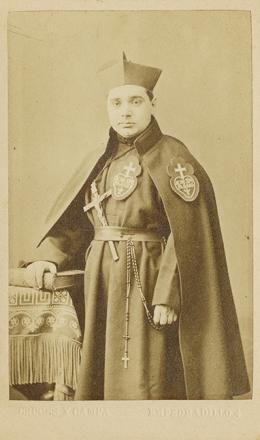 """Retratos fotográficos, """"Tipos mexicanos"""" México, ca. 1875"""