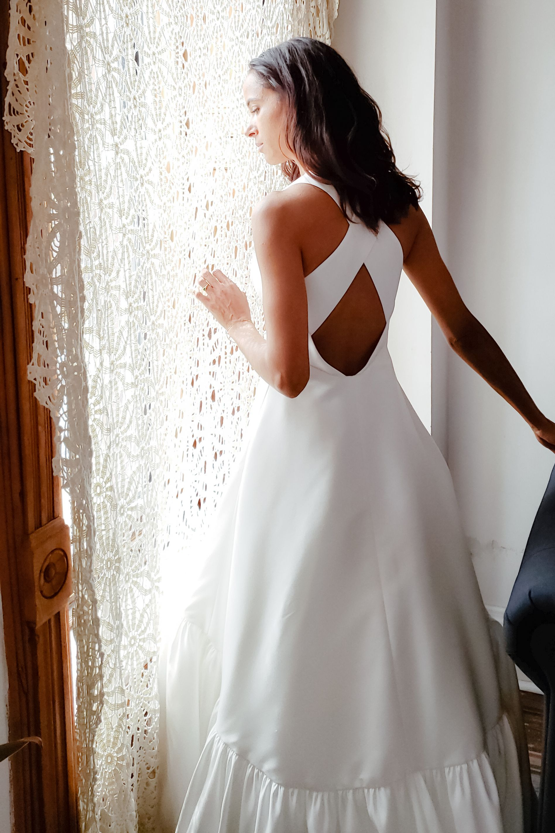 Behind The Scenes Amsale Spring 2021 In 2020 Ball Gowns Back Wedding Dress Wedding Dresses